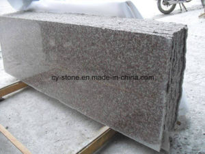 China Cheaper G664 Marble/Granite Tile in Polished/Flamed/Bush Hammer pictures & photos