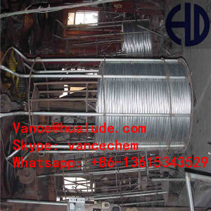 3.40mm 10 Gauge Galvanized Wire pictures & photos
