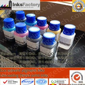 Eco Solvent Direct Ink for Golf Balls/Signages/Medals pictures & photos