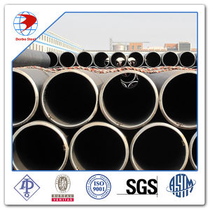 LSAW Welded Pipe API 5L Gr. B Carbon Steel Pipe API 5L Psl1 Psl2 Steel Pipe pictures & photos