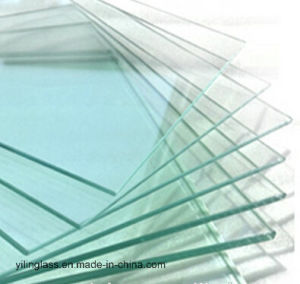 High Quality Clear Float Glass for Mirror Process with Size 2140X3660 pictures & photos