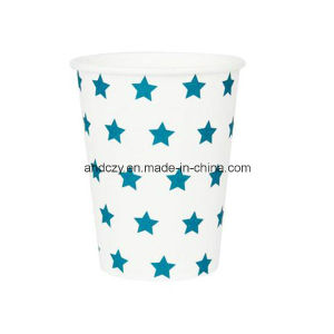 Wholesale Best Quality Disposable Custom Snowflake Paper Cup pictures & photos