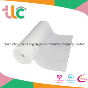 Good Price of Raw Materials for Sanitary Pads/ Sanitary Napkin/ Towels Nonwoven Fabric pictures & photos
