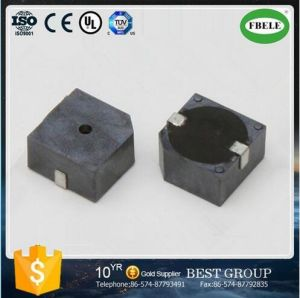 Square SMD Piezoelectric Internal Driver Buzzer with Top Hole pictures & photos