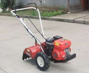 Garden Tool-Mini Tiller Machine with Engine