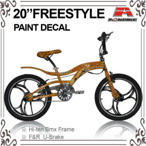 2015 New Leopard Print New BMX Bicycle (ABS-2046S) pictures & photos