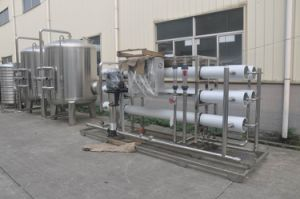 Automatic Indsutrial RO Water Plant 5000lph pictures & photos
