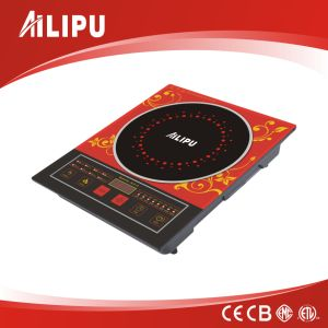 Single Burner LED Display Induction Cooker Electric and Induction Stove pictures & photos