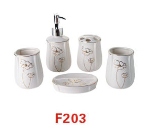 Tooth Brush Holder, Tooth Cup, Bathroom Accessories (F203) pictures & photos