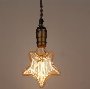 Energy Saving Decorated LED Star Filament Bulb pictures & photos