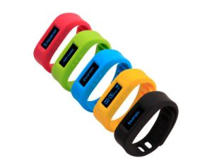 Smart Steps Counter and Sleep Monitor Color Health Bands pictures & photos