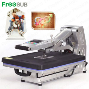 Factory Supply Automatic T-Shirt Sublimation Heat Press Machine (ST-4050) pictures & photos