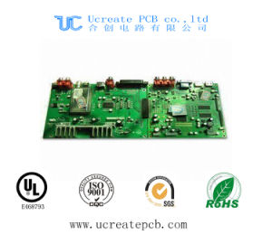 Green Solder Mask PCB for Induction Cooker with Ce RoHS pictures & photos