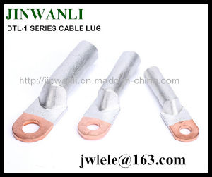 Dtl-1 Cooper-Aluminium Cu Al Cable Lug Wire Terminal Cable Joints pictures & photos