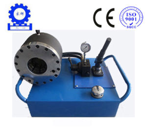 Yjk-32s High Precision Hydraulic Hose Crimping Machine
