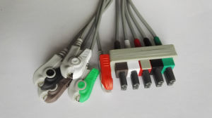 Philips M1623A Aha Clip 5 Leadwire ECG Cable pictures & photos