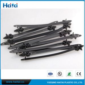 High Tensile Strength Superior Self Locking Push Mount Nylon Cable Tie Manufacturer pictures & photos