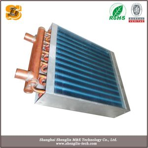 High Performence Copper Tube Aluminum Fin Evaporator pictures & photos