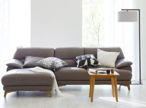 Latest Corner Sofa Design in Guangdong pictures & photos