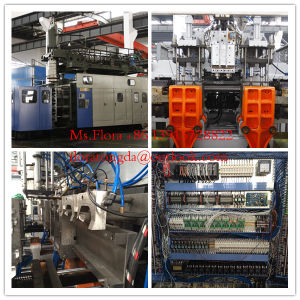 HDPE 4 Gallons Water Barrels Extrusion Blow Moulding Machine pictures & photos