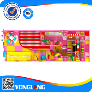 High Quality Excellent Design Children Indoor Playground, Yl-Tqb024 pictures & photos