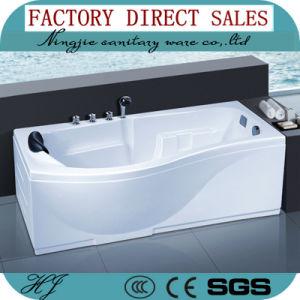 Hotel Bathroom Sanitary Ware SPA Soaking Bath Tub (552) pictures & photos