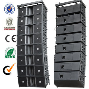 Wholesale China Factory Line Array Dual 12 Inch Powered Audio Equipment pictures & photos