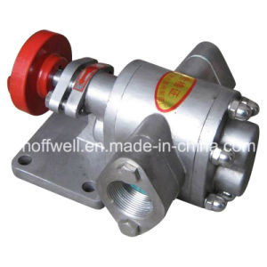 CE Approved KCB83.3 Stainless Steel Gear Oil Pump pictures & photos