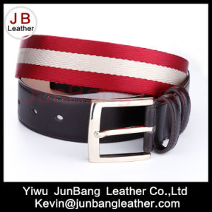 Fashion Men′s Genuine Leather Belts pictures & photos