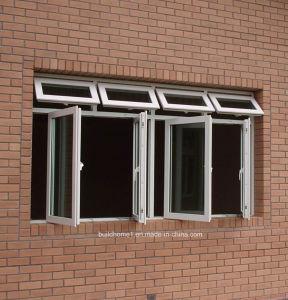 Energy Efficient Frame Aluminium Doors and Windows pictures & photos