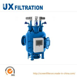 Automatically Sewage Discharging Filter for Water Treatment pictures & photos