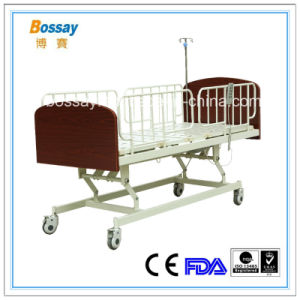 AU Standard Electric Care Bed Medical Nursing Home Bed pictures & photos