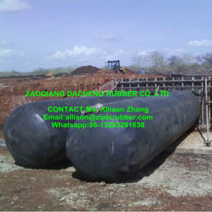 Culvert Construction Rubber Baloons for 1200mm*18m pictures & photos