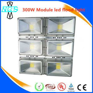 Outdoor IP65 300W LED Flood Light for Square, Parking Lot, Park pictures & photos