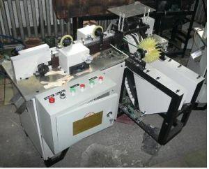 Tongue Depressor Spatula Making Chamfer Chamfering Machine Manufacturing Line Plant