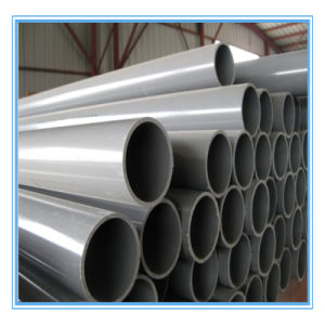UPVC PVC Water Giving Pipe with ISO 1452 Standard pictures & photos