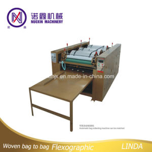 2/3/4 Color Woven Bag Printing Machine Piece to Piece pictures & photos