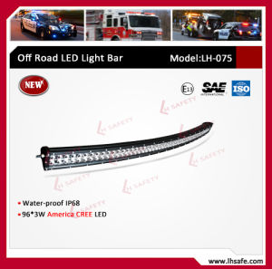 50 Inch Working Light Bar (LH075) pictures & photos