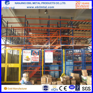 Metallic High Loading Capcity Mezzaine Racking with Multi-Floors pictures & photos