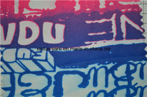 Printed Design Anti Slip Brushed Sofa Cover Fabric pictures & photos