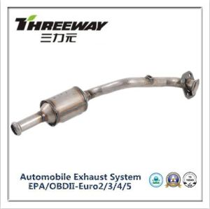 Three Way Catalytic Converter Direct Fit for GM DV6804c pictures & photos