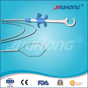 High Quality Endoscopic Disposable Polypectomy/Polyp Snare pictures & photos