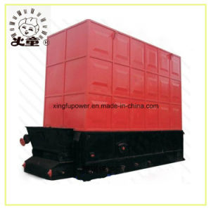 Ylw Series Horizontal Coal Fired Thermal Oil Boiler pictures & photos