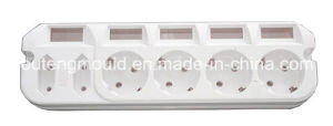 Extension Socket PC Plastic Mould High Quality pictures & photos