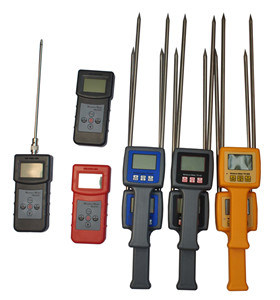 Moisture Meter for Test Grass, Grazing, Wheat Straw, Haystack, Alfalfa pictures & photos