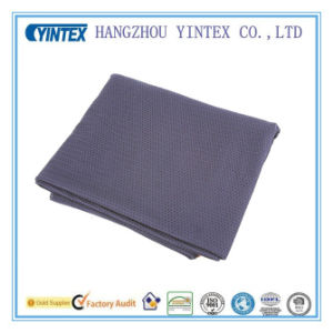 Blue Polyester Athletic Mesh Sewing Fabric for Home Textiles&Dress pictures & photos