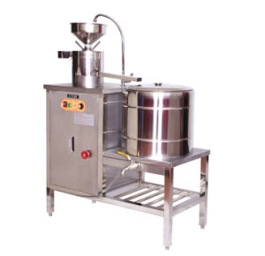 Commecial Soybean Grinding Machine Soybeans Milk Maker  pictures & photos