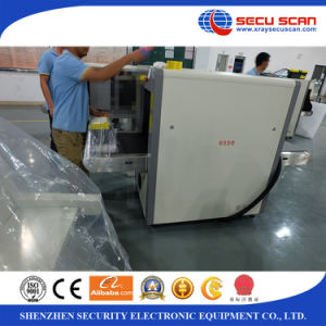 Embassy use X ray Baggage Scanner AT6550 Baggage and parcel inspection Manufacture pictures & photos