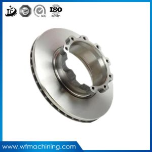OEM China Professional Sand Moulding Brake Disc with Casting Process pictures & photos