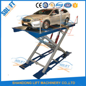 Car Scissor Lift Platform with Ce pictures & photos